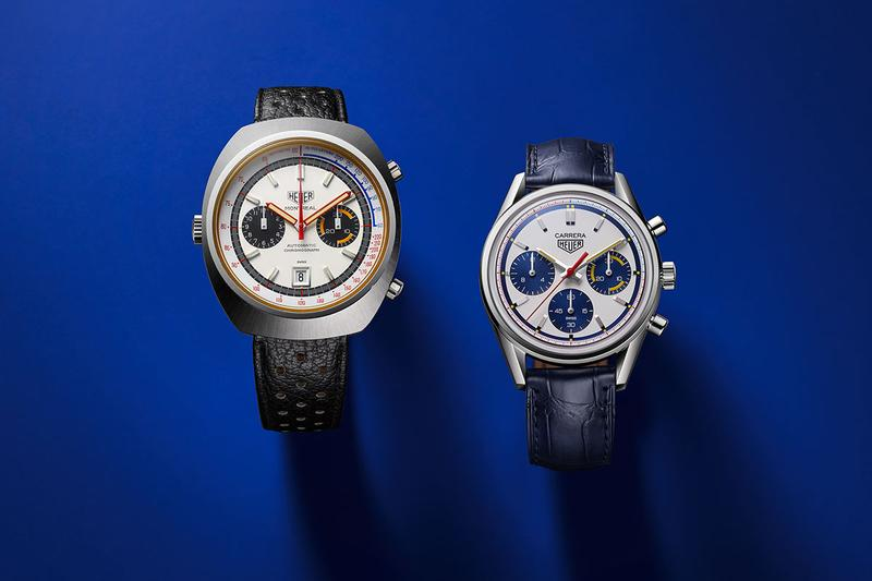 tag heuer swiss luxury watchmaker carrera chronograph montreal edition limited 160th anniversary years celebration