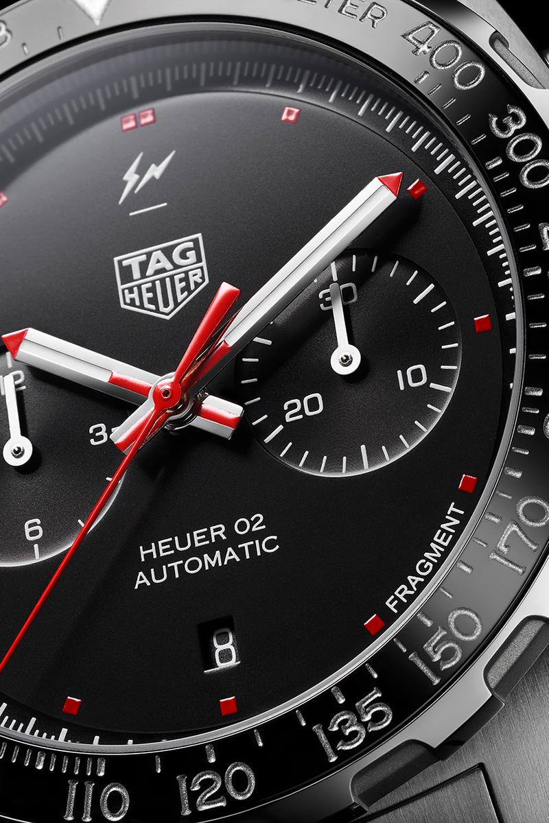 fragment design tag heuer release information buy cop purchase hiroshi fujiwara buy cop purchase pre order