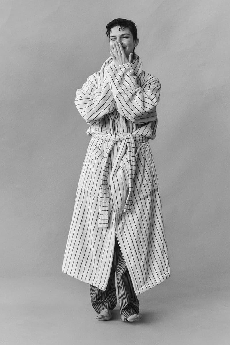 tekla copenhagen fabrics sleepwear pyjams pjs launch details release information menswear womenswear unisex