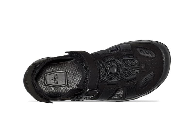 Teva Japan 2020 OMNIUM Release sandals footwear 2009 outdoors sports sandals release spider rubber summer footwear