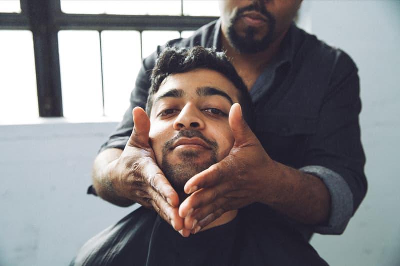 grooming tips shaving head cutting hair fade beard maintenance oil products grooming tricks tutorials shaving head
