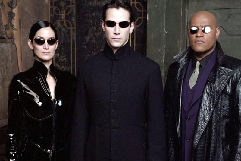The Matrix 4 Release Date Postponed to 2022 lana wachowski keanu reeves warner bros coronavirus covid-19