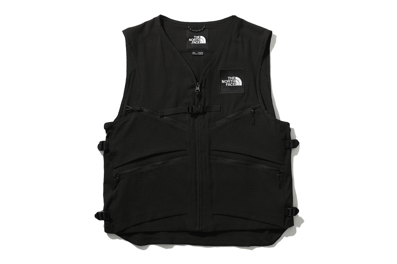 The North Face Urban Exploration Capsule 05: ABS Vest Reimagined Release Lookbook Info