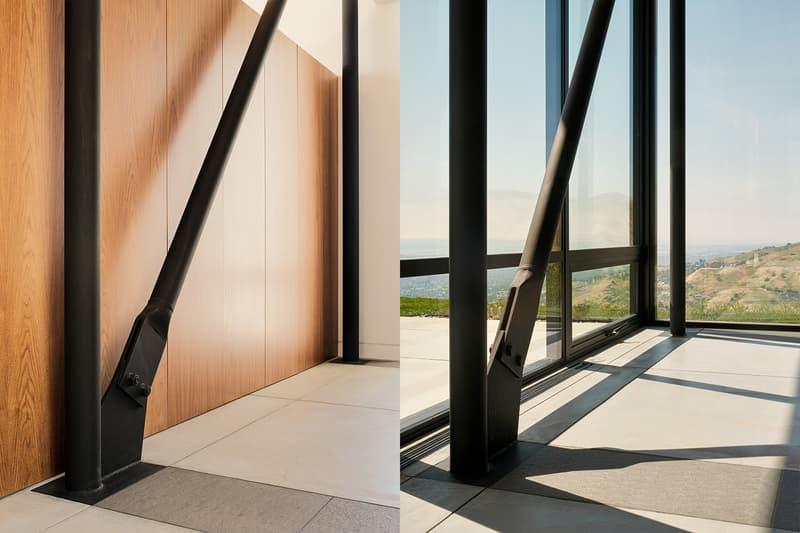 The Pavilion Home by Feldman Architecture san jose silicon valley california joe fletcher photographs info concrete design