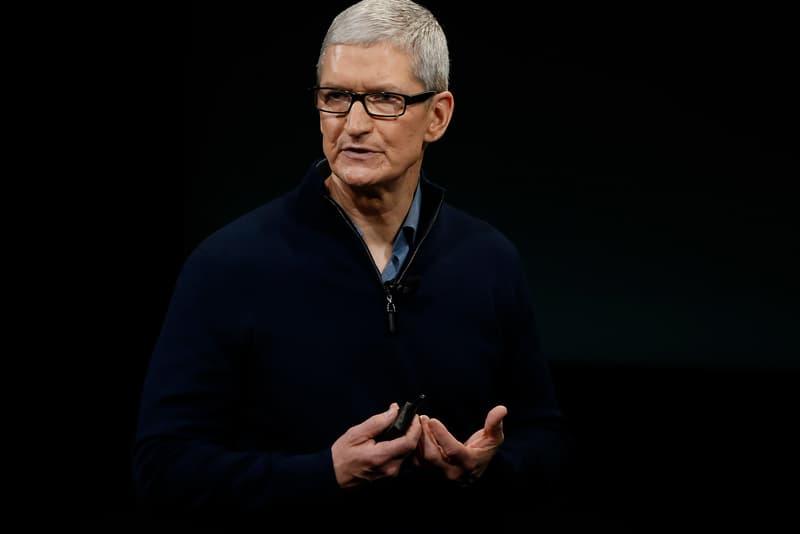 Tim Cook Letter Apple Staff George Floyd black lives matter ceo united states iphone ipad macbook