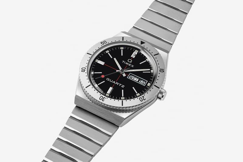 Todd Snyder x Timex Q Exclusive Release watches accessories New York American Designer Classic watches quartz timekeeping
