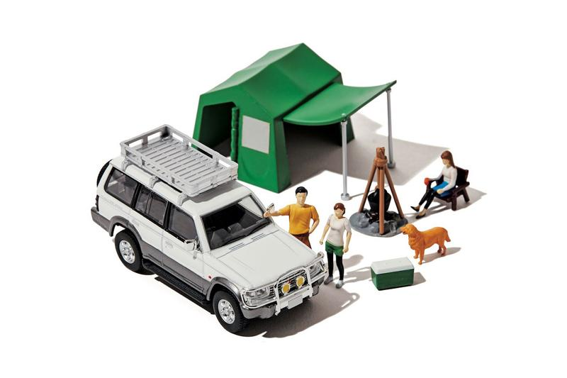 Tomica Honda Civic EF Mitsubishi Pajero Vintage NEO Collection JDM classic cars Japan Japanese Diorama 1:64 Scale