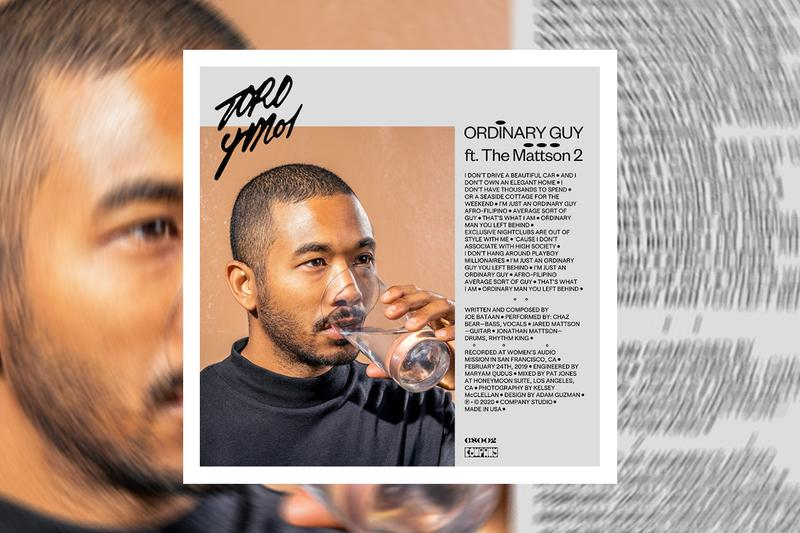 "Toro y Moi ""Ordinary Guy"" Feat. The Mattson 2 Stream single alternative indie R&B soul funk electronic listen now spotify apple music"