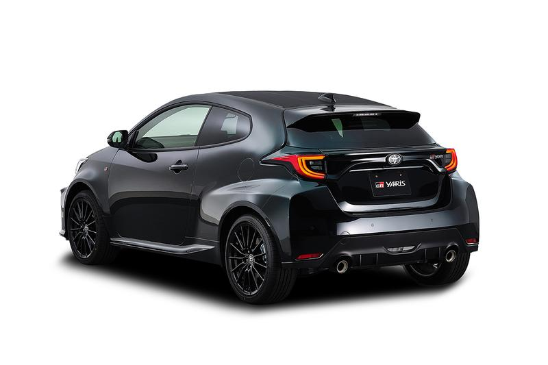 Toyota GR Yaris RS Japan-Exclusive 118 HP Release Information First Look Supermini Hot Hatch Small City Car FWD Front Wheel Drive 1.5-liter inline three-cylinder engine