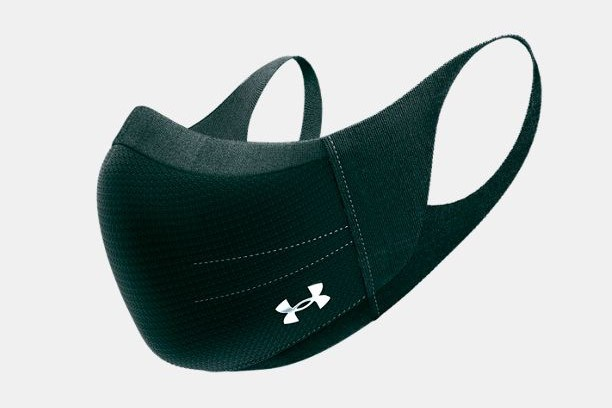 Under Armour 推出全新運動員訓練專用口罩
