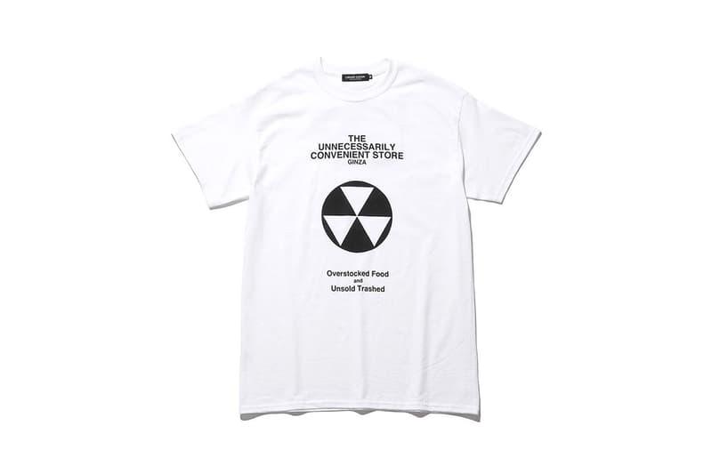 UNDERCOVER MADSTORE THE CONVENI 2020 Capsule menswear streetwear spring summer collection capsule range apparel t shirts tees graphics jun takahashi hiroshi fujiwara