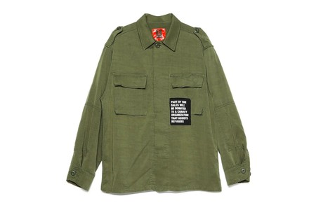 """Mars89 and UNDERCOVER's """"The Droogs Against War"""" Capsule Has Landed"""