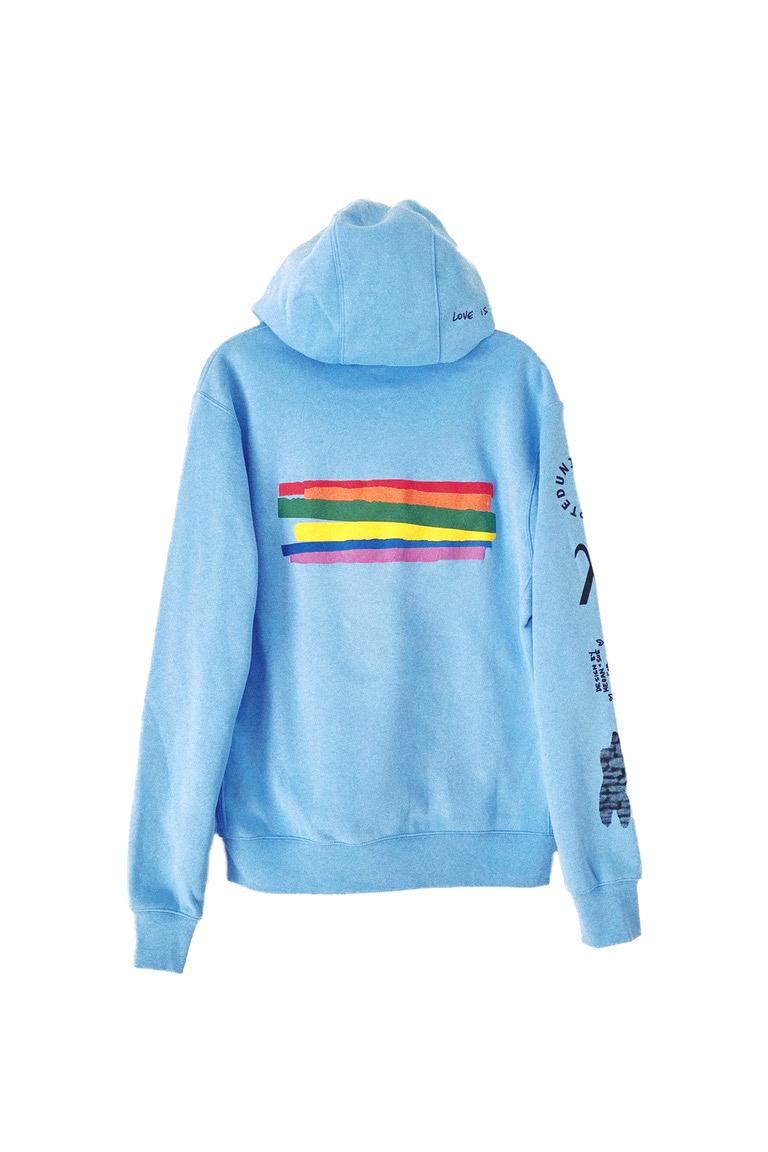 UNINTERRUPTED by Megan Rapinoe & Sue Bird for Pride Month Capsule Collection LGBTQIA+ LeBron James Maverick Carter Charity Donation Release Information Love Is Athletes 4 Impact Nigel Shelby