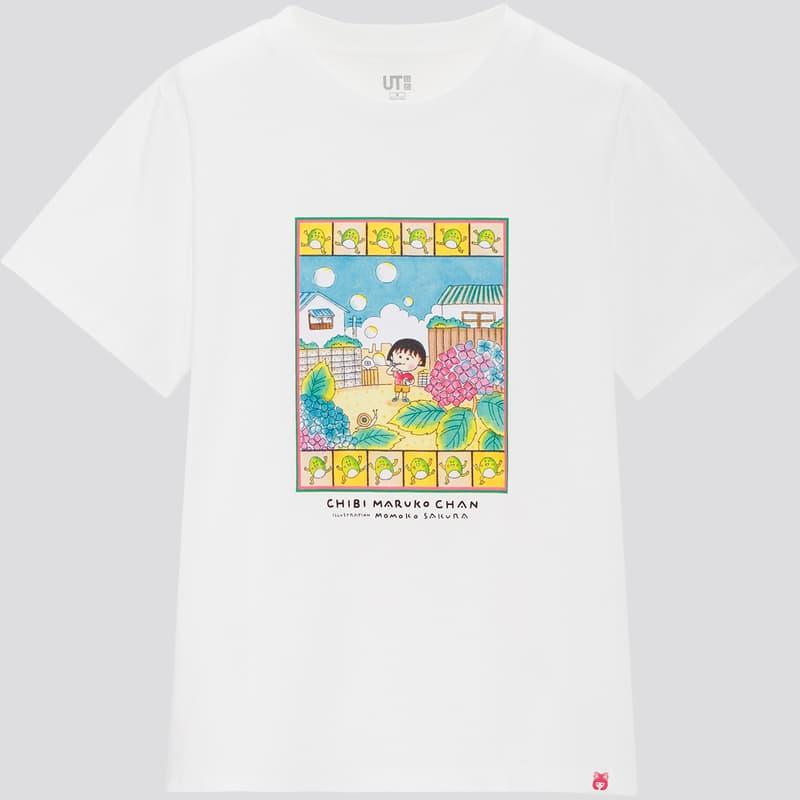 UNIQLO UT 'Weekly Young Jump' Summer 2020 Collaboration ribon osomatsu kun gegege no kitaro Chibi Maruko-chan kingdom tokyo ghoul marmalade boy genius bakabon golden kamuy