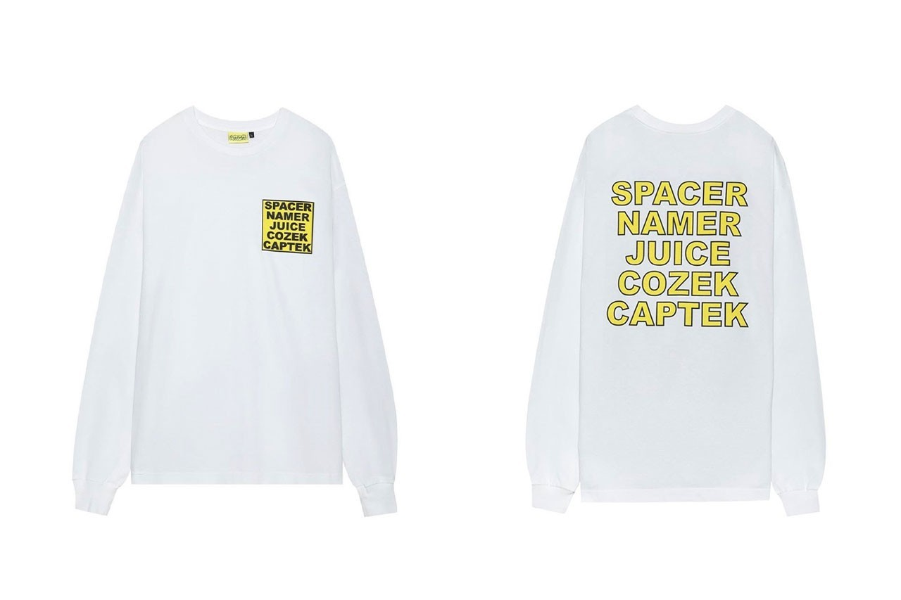 UNITED ARROWS SONS aded T shirt Capsule menswear streetwear spring summer 2020 collection japanese russian graffiti prints graphics
