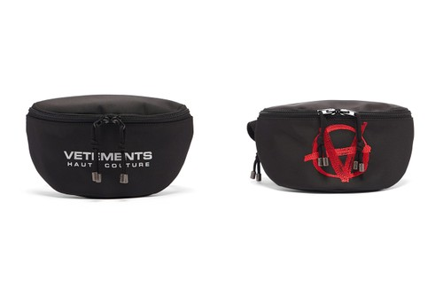 Channel Haute Couture or Anarchy With Vetements' Statement-Making Belt Bags
