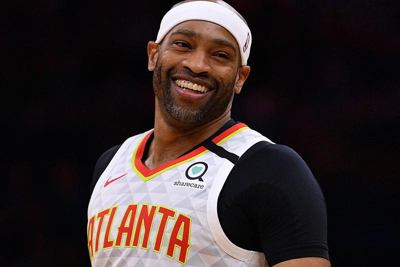 Vince Carter NBA Basketball Retirement Official Announcement Info