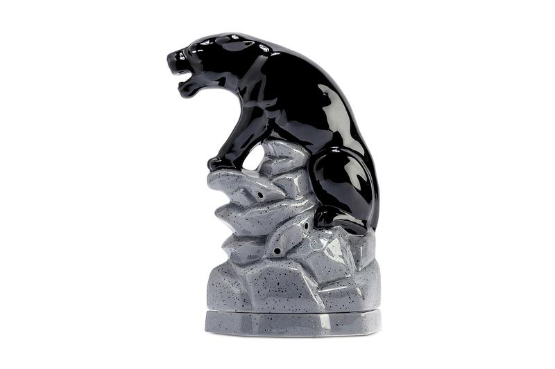 Wacko Maria Releases Its Panther Incense Chamber home ceramics incense burners