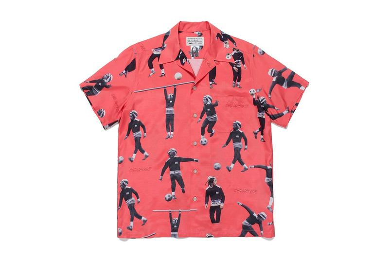 WACKO MARIA Bob Marley in Spring Summer 2020 Capsule collection menswear streetwear Japanese hawaiian shirt reggae wailers