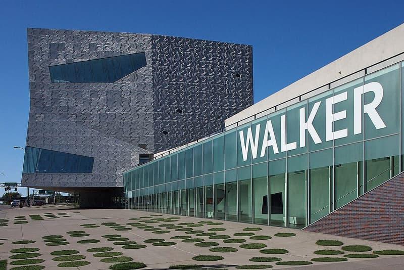Walker Art Center Cuts Ties With Minneapolis Police U.S. Art Museum #BlackLivesMatter George Floyd
