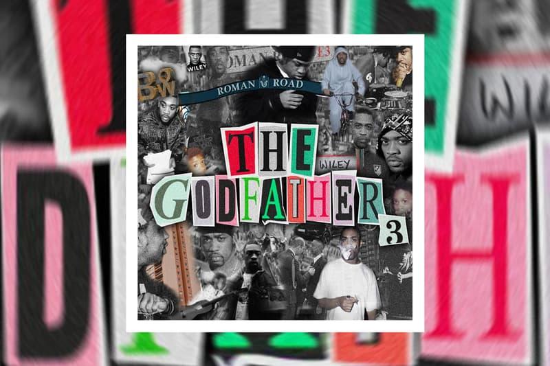 Wiley 'The Godfather 3' Album Stream grime spotify apple music full circle back to the village uk music listen now  Eskimo Dance (Ft. Breeze, Capo Lee, Delusion (UK), Ears, Flowdan, Jammer, Jammz, K9 (UK), Tempa T & Ten Dixon) j2k big zuu jammz blay vision realz