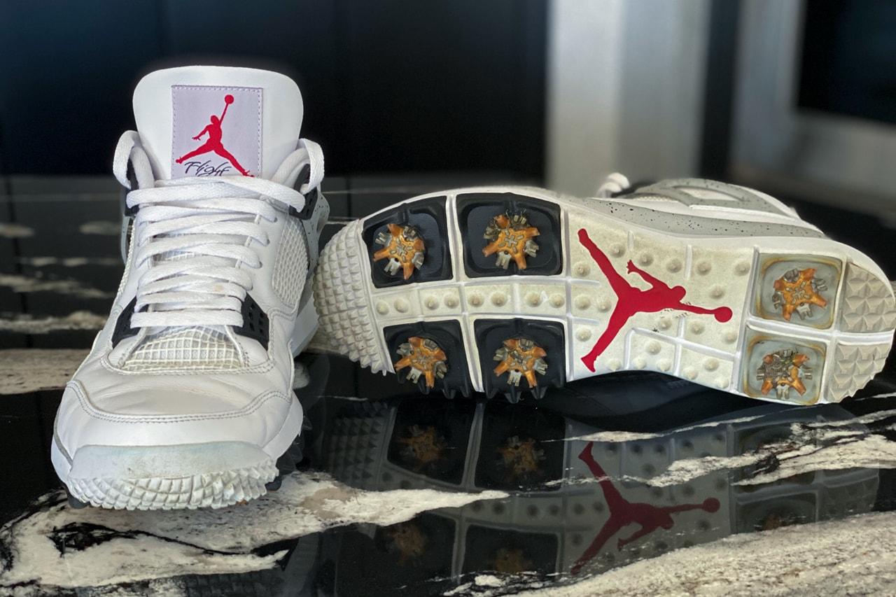 Stay Home Snaps streetsnaps street style fashion Pro professional Golfer Pat Perez Sneakers collection closet air jordan nike off white PGA Tour fashion