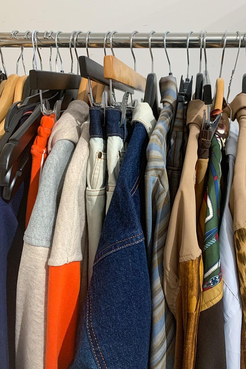 Priya Ahluwalia studio london britain uk stay home work designer sustainable fashion independent