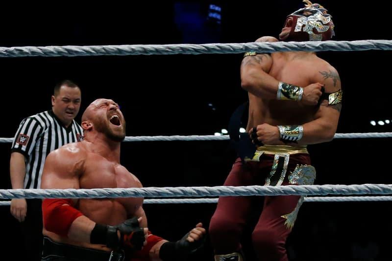 WWE Stars Test Positive COVID-19 coronavirus AEW World Wrestling Entertainment