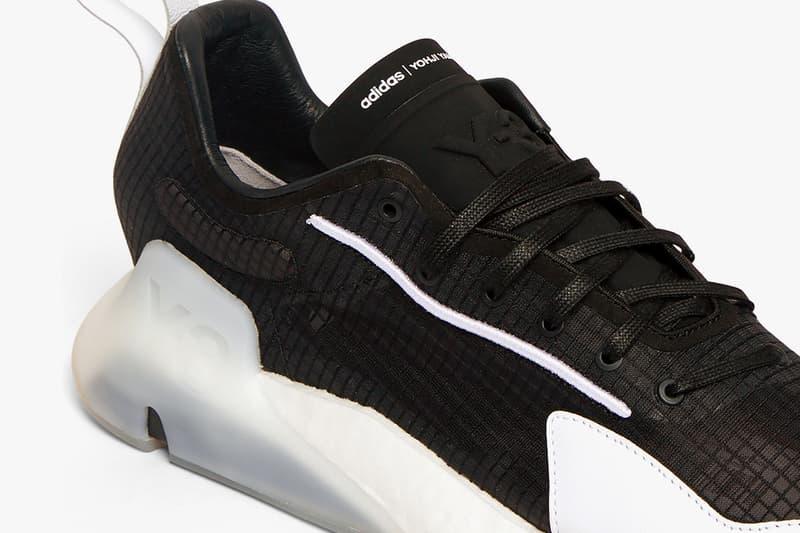 Y 3 Orisan Black menswear streetwear spring summer 2020 collection sneakers runners trainers kicks trainers avant garde yohji yamamoto footwear