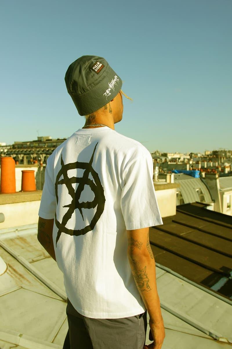 YOUTH OF PARIS FULL-BK guccimaze capsule lookbook France Paris style youth hypebeast streetwear Alexandre Querol Lopez