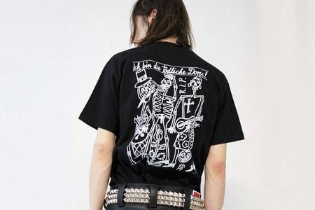 032c's FW20 Collection Is Inspired by West-Berlin Post-Punk Band Die Tödliche Doris