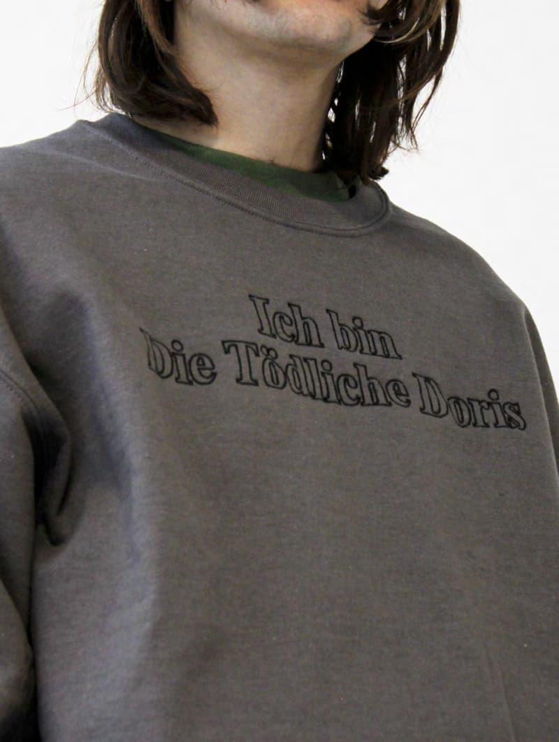 032c FW20 Die Tödliche Doris Collection Lookbook