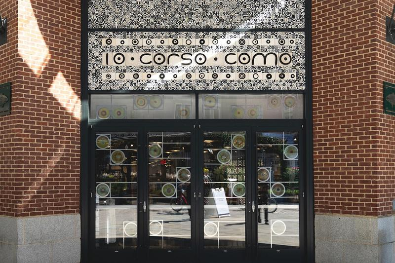 10 Corso Como New York closing Super Sale event 70 percent off menswear streetwear spring summer 2020 collection in house collaborations andy warhol skateboard deck