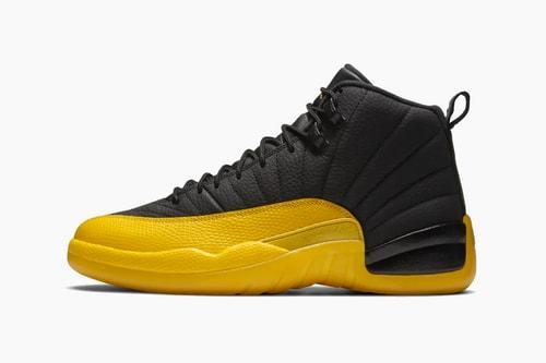 "Nike Air Jordan 12 ""University Gold"""