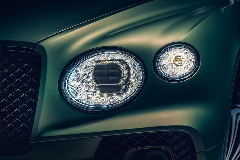 2021 Bentley Bentayga Luxury SUV Sports Utility Vehicle British Design 4x4 Family Vehicle 542 hp 4.0L V8 Plug-In Hybrid W12 Engine Rolls-Royce Cullinan Lamborghini Urus