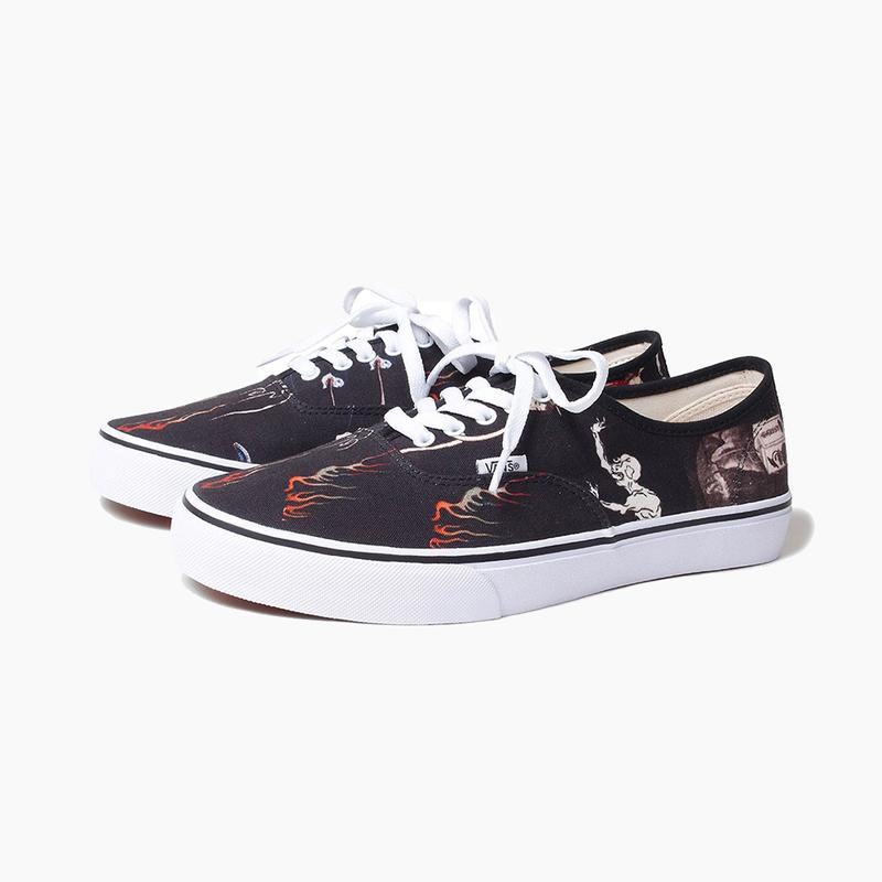 WACKO MARIA x Vans Authentic Sneaker Release Where to buy Price 2020 Collaboration