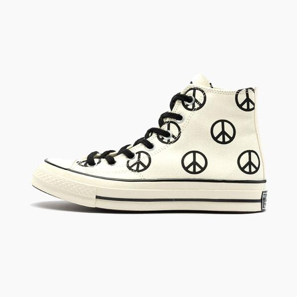 "Converse Chuck Taylor All Star Hi ""Peace"""