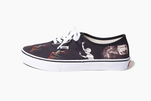 WACKO MARIA x Vans Authentic