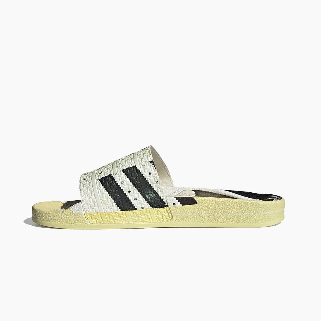 adidas superstar slides white