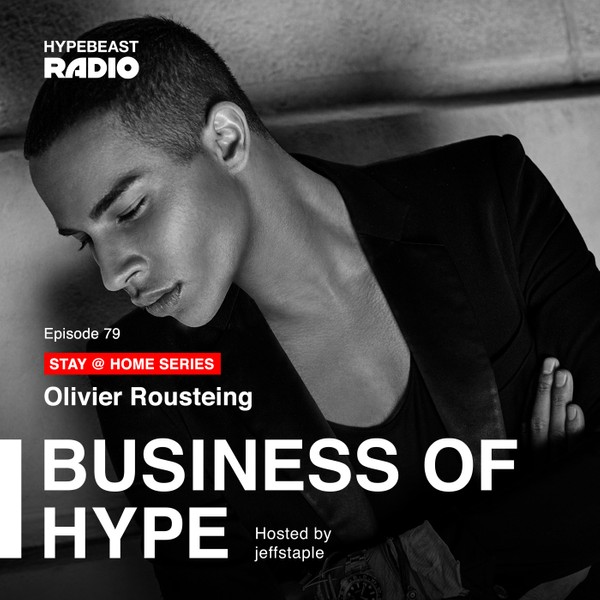 Olivier Rousteing Believes Today's Revolution Will Bring a Brighter Future