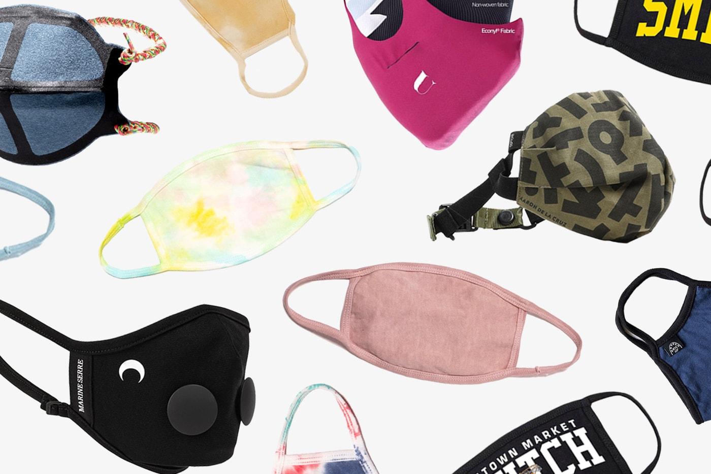 Masks Are Fashion's New Basic