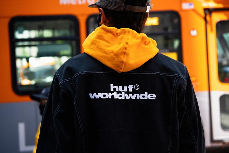 huf skating life on repeat lookbook fw20 fall winter 2020 drop where to cop when does it release