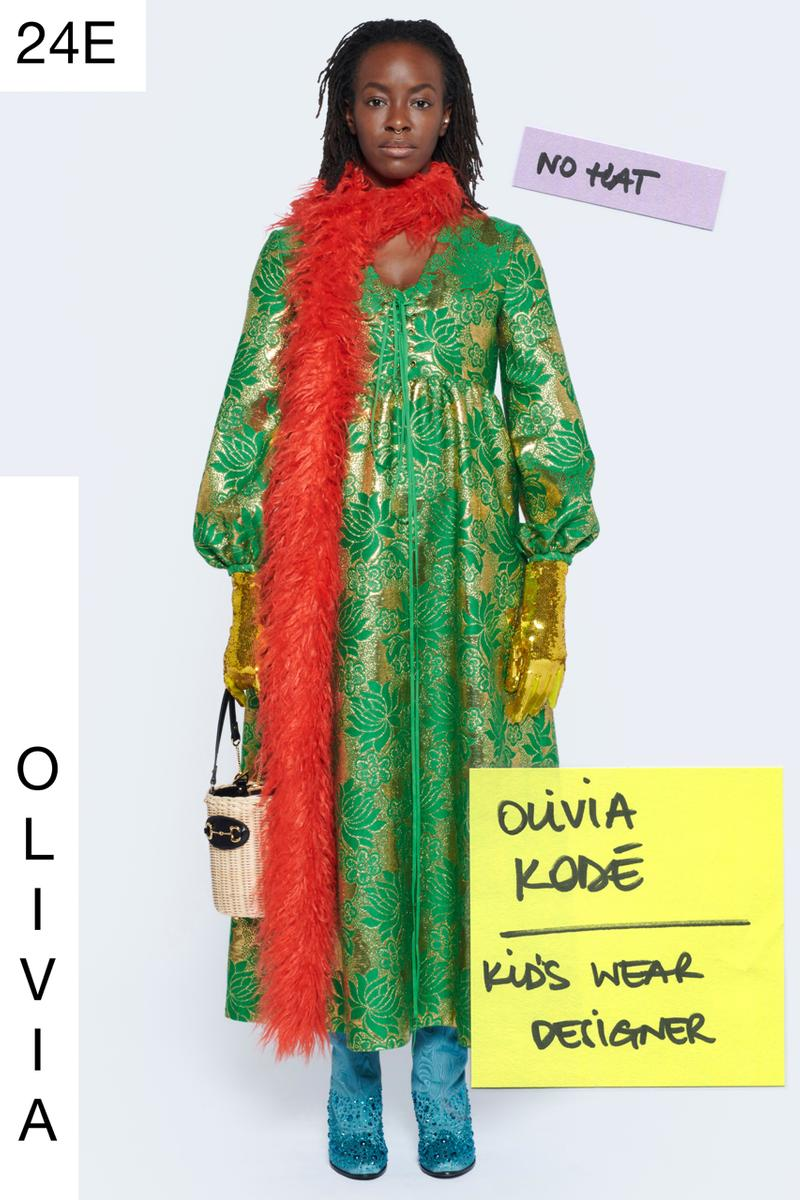 Gucci Epilogue Cruise 2021 Pre Spring Summer 2021 Review Runway Alessandro Michele
