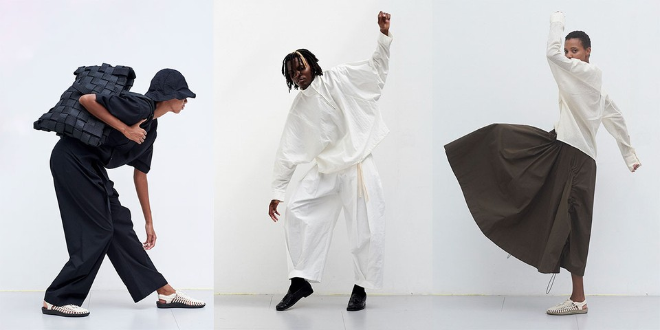 Sage Nation Launches Eponymous, Function-Driven Genderless Collection