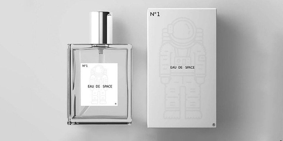 This NASA-Designed Fragrance Lets You Smell Like Space