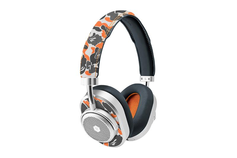 BAPE Joins Master & Dynamic for Camo-Covered Headphones MW07 PLUS True Wireless Earphones MW65 Wireless Active Noise-Cancelling Headphones Kevin Durant