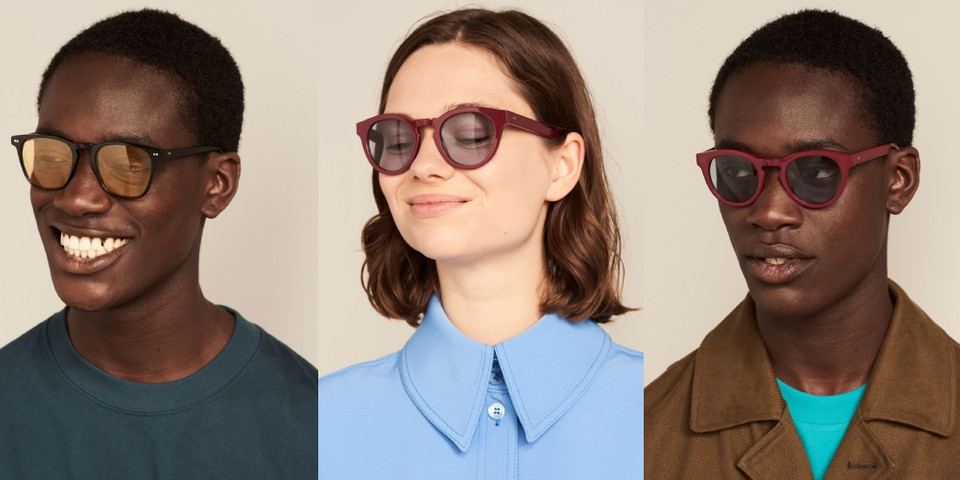 Ace & Tate Launches Its First Recycled Sunglasses Collection