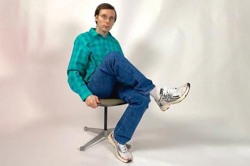 Acne Studios Enlists Brad Hall to Showcase N3W Transparent Edition Sneaker