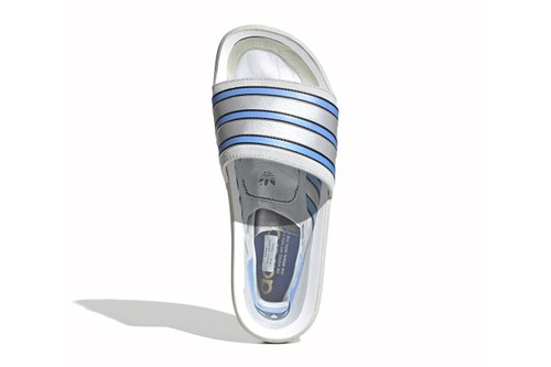adidas Originals Adilette Premium Slides Receive Micropacer-Inspired Makeover