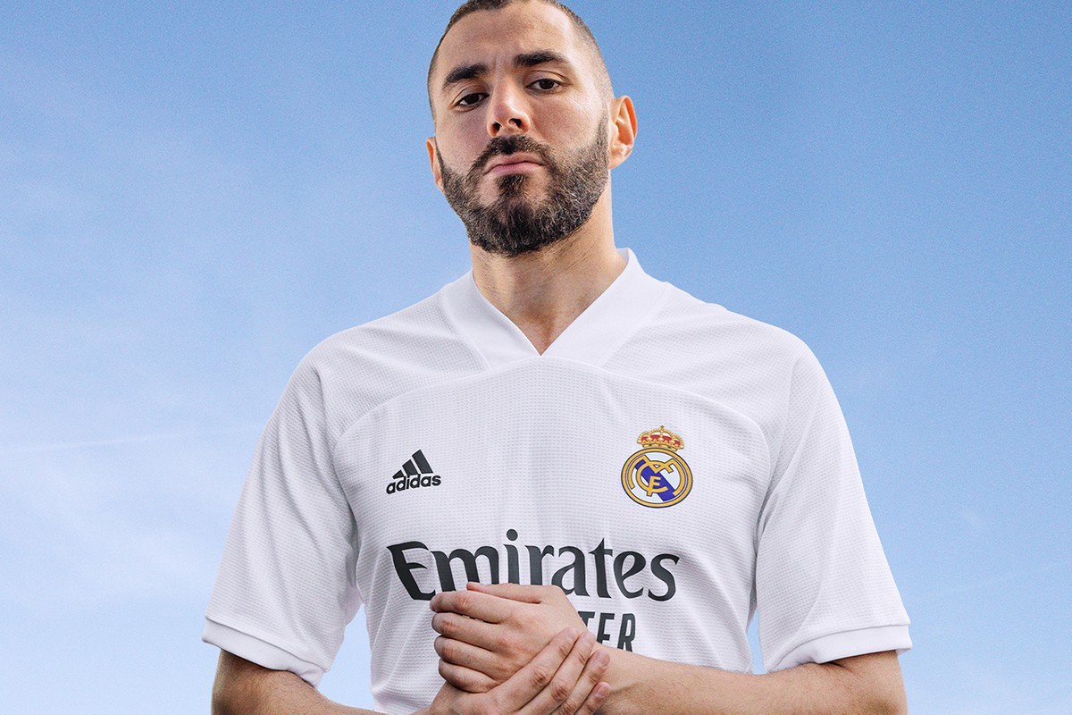"""adidas Reveals """"Bold Yet Simple"""" Real Madrid Home and Away Jerseys"""